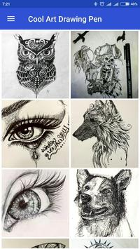 Cool Art Drawing Pens apk screenshot