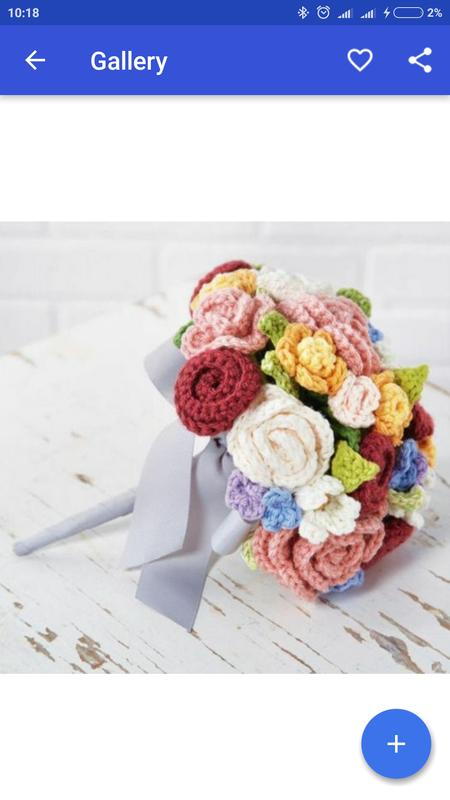 Crochet Flower Bouquet for Android - APK Download