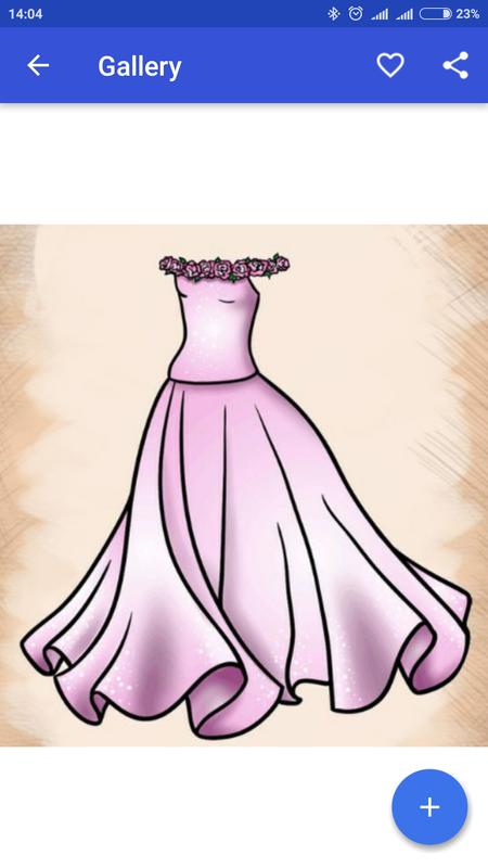 How to Draw Dresses APK Download - Free Education APP for Android ...
