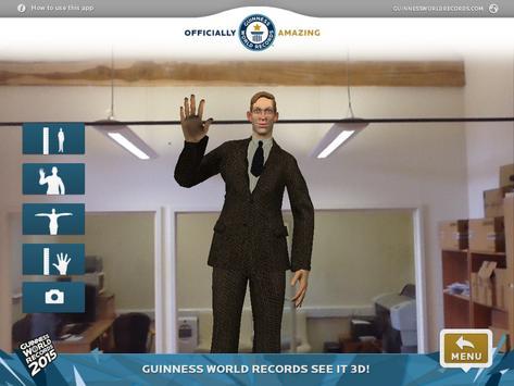 GWR2015 Augmented Reality screenshot 1