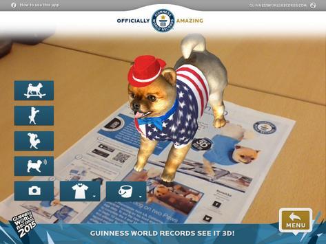 GWR2015 Augmented Reality screenshot 4