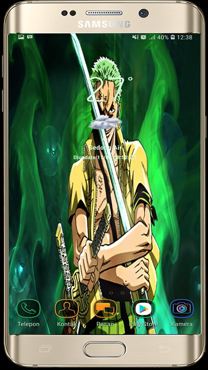 Zoro Wallpaper Hd 4k For Android Apk Download
