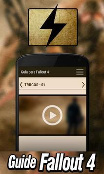 Fallout 4 Guide apk screenshot