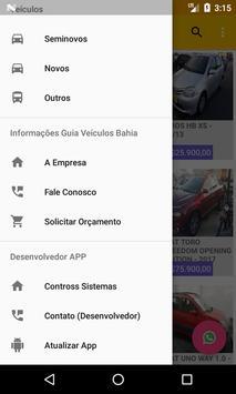 Guia Veículos Bahia screenshot 4