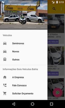 Guia Veículos Bahia screenshot 1
