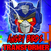 New Angry Birds Transformers Cheat icon