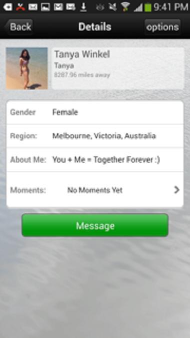 thai chat app