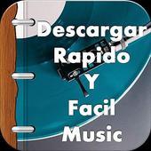 Descargar Musica Rapido y Facil Guide Al Movil icon
