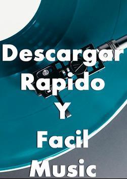 Descargar Musica Rapido y Facil Guide Al Movil poster