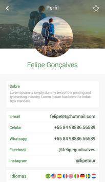 Guias pelo Brasil apk screenshot