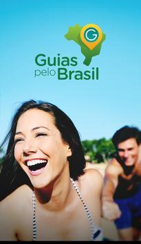 Guias pelo Brasil poster