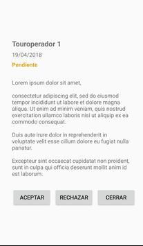 Gestión de guías turísticos de Menorca screenshot 1