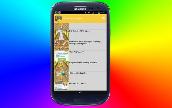 guide for subway surfers 2016 screenshot 7