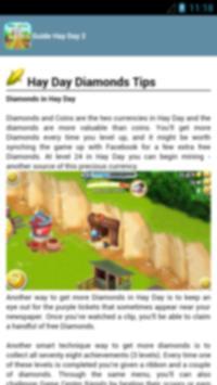 guide hay day 2016 apk screenshot