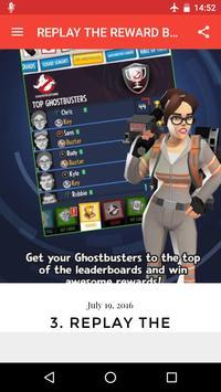Tips Ghostbusters™: Slime City screenshot 1