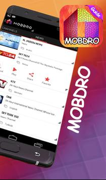 New Mobdro Tv Guide poster