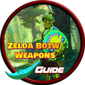 Guide Zelda Breath of  Wild icon