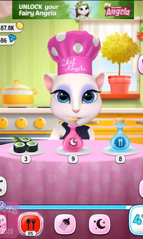 guide my talking angela new 2017 for Android - APK Download