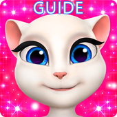 Guide for My Talking Angela icon