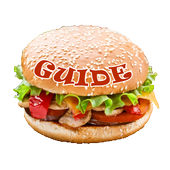 Guide for Burger icon