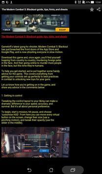Guide:Modern Combat 5 Blackout screenshot 1