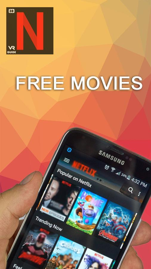 Guide Netflix VR - Movies 3D for Android - APK Download