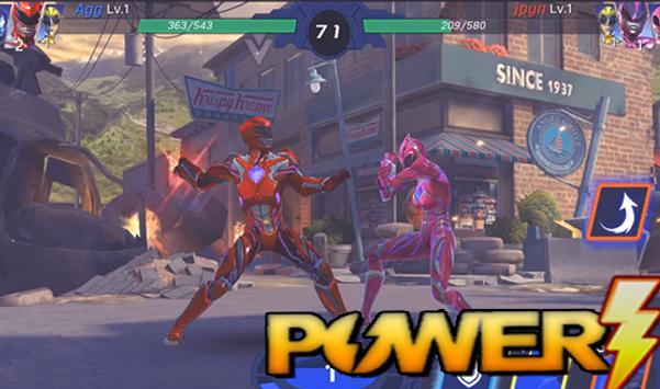 Tips For Power Rangers Legacy screenshot 3
