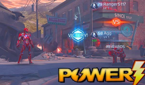 Tips For Power Rangers Legacy screenshot 7