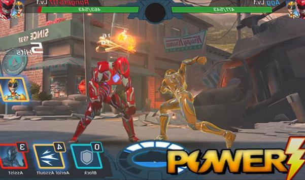 Tips For Power Rangers Legacy screenshot 4