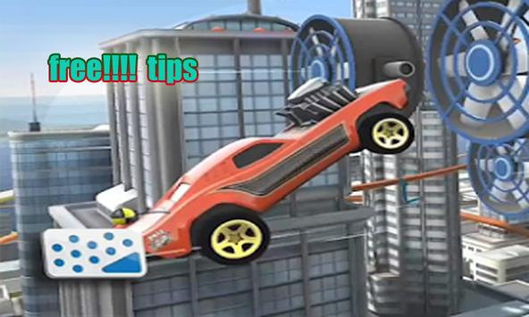 Tips Hot Wheels Race Off poster