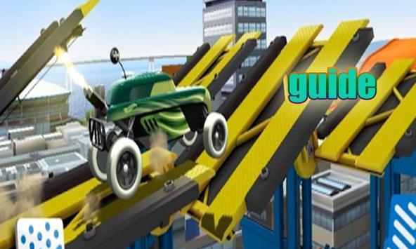 Tips Hot Wheels Race Off screenshot 5