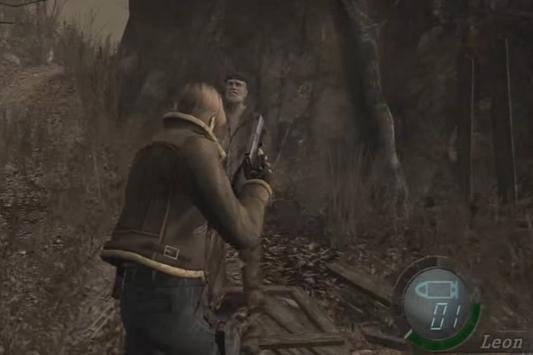Guide For Resident Evil 4 apk screenshot