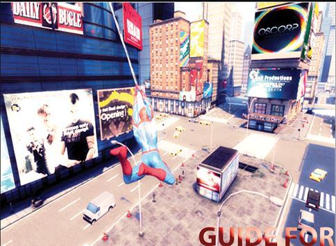Guide For Amazing Spider-Man 2 apk screenshot