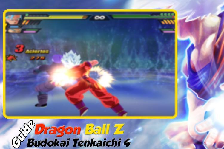 Guide Budokai Tenkaichi 4 For Android Apk Download