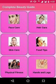 Complete Beauty Guide الملصق