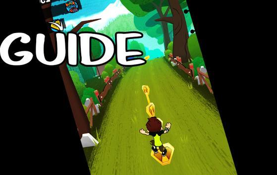 Guide For Ben Ten Up To Speed apk screenshot