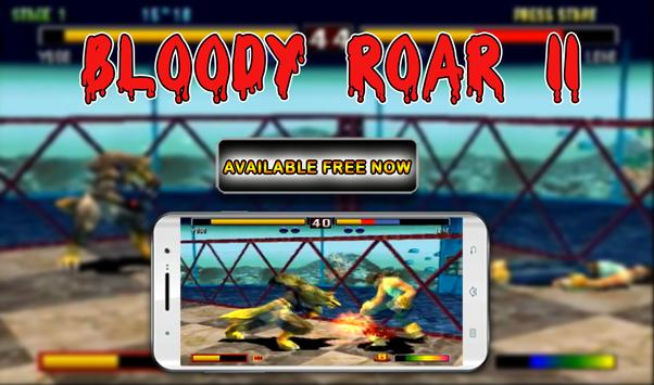 Guide For Bloody Roar 2 apk screenshot