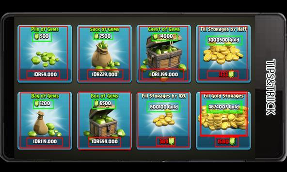 Guide Clash Of Clans screenshot 2