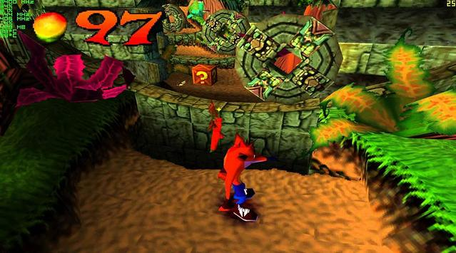 New Crash Bandicoot Guide apk screenshot