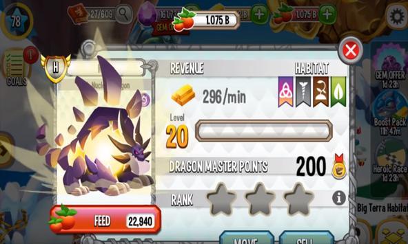 guide for game dragon city 2 screenshot 1