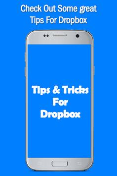 Tips & Tricks For Dropbox poster