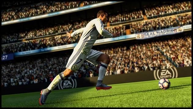 Guide For NEW FIFA 18 : Tips And cheats poster