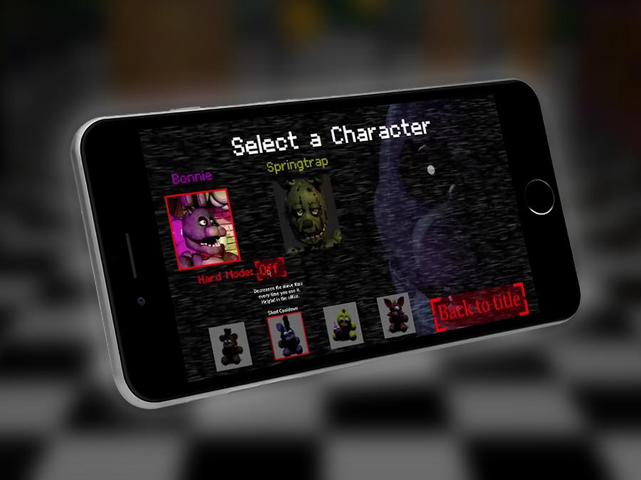 New Guide for FNAF Bonnie Simulator Play As Bonnie for