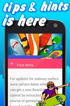 Trick Guide for Subway Surfers screenshot 2