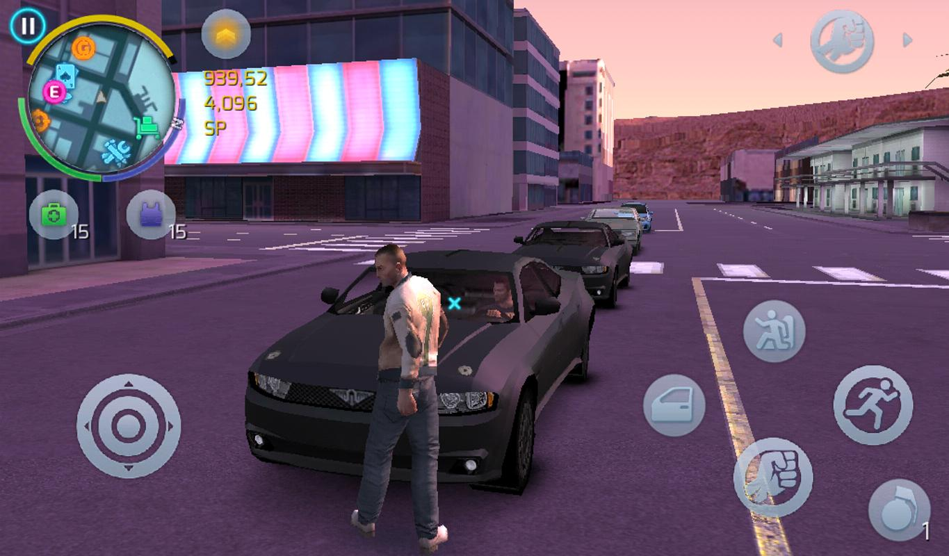 how to download gangstar vegas for free on android