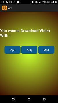 Free VlDϺΑΤΕ Downloader Guide apk screenshot