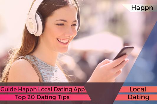 guide for happn Local dating app screenshot 1