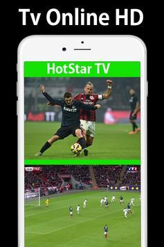 Live Hotstar Guide TV Online apk screenshot