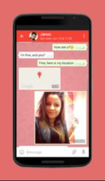 Guide Jaumo dating screenshot 1