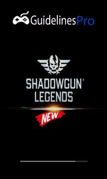 GuidelinesPro - Shadowgun Game Legends poster